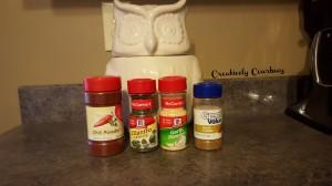 Chicken Tortilla Soup Spices