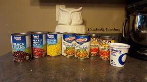 Chicken Tortilla Soup Supplies