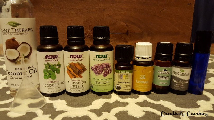 SOREMUSCLERELIEF Oils