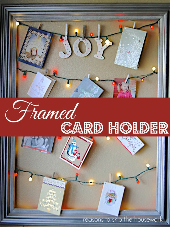 9 Framed-Christmas-Card-Display
