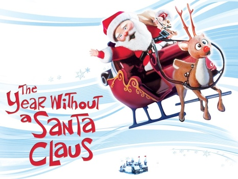 #1 A Year Without a Santa Claus