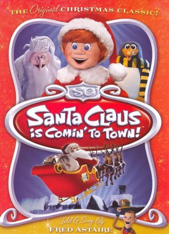 #3 Santa Claus is Comin' To Town!