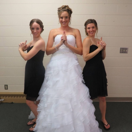 Danae's Wedding