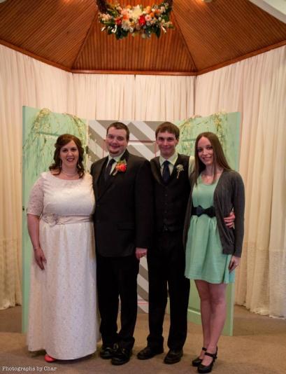 Dustin and Jenni's Wedding