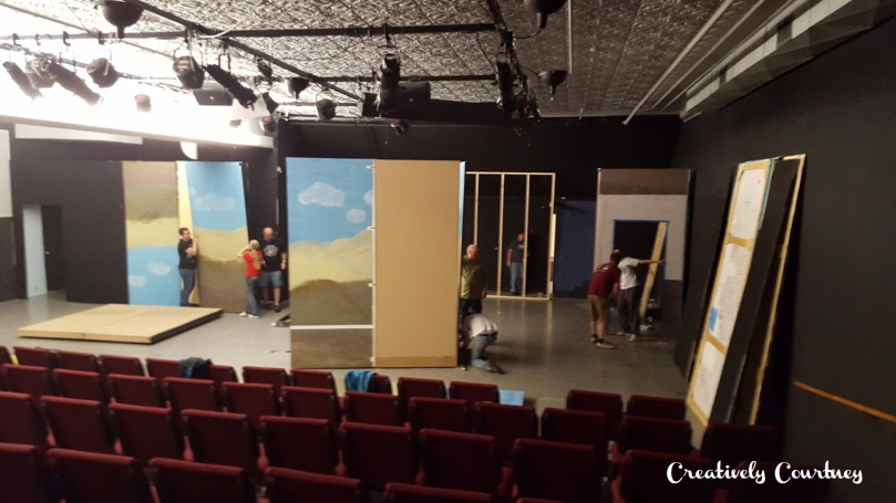 Set Building -Week 1