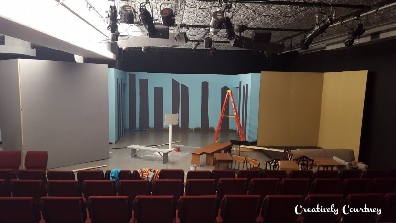 Set Building -Week 3