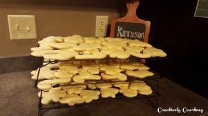 Sugar Cookies -All Baked