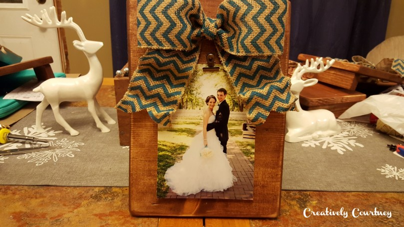 Rustic Picture Frame 7