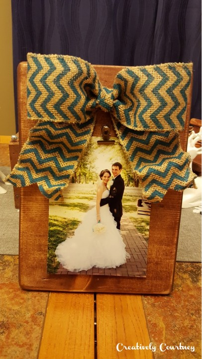 Rustic Picture Frame 8
