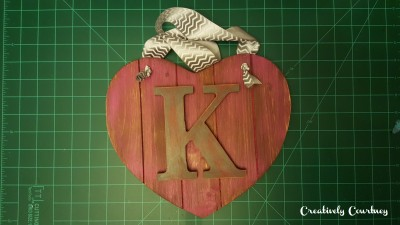 Heart Door Hanger -10