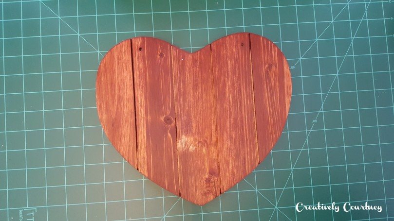 Heart Door Hanger -2