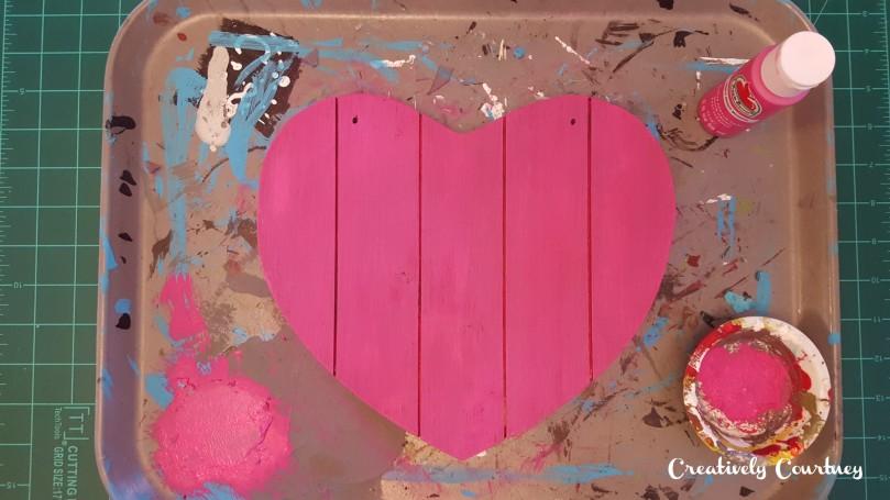Heart Door Hanger -3