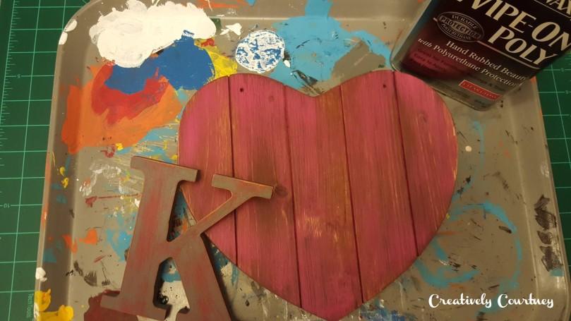 Heart Door Hanger -8