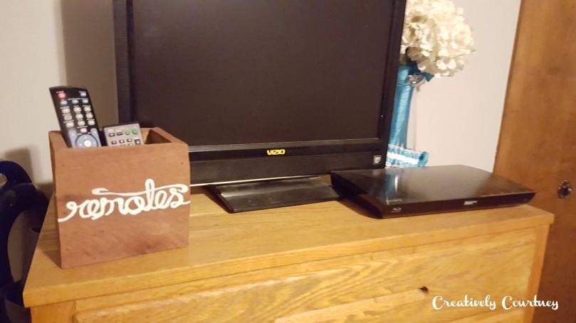 Remotes Box 1