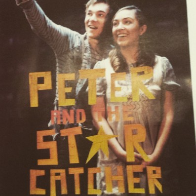 Peter and the Star Catcher -Lincoln