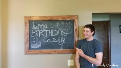 Casey Bday 1