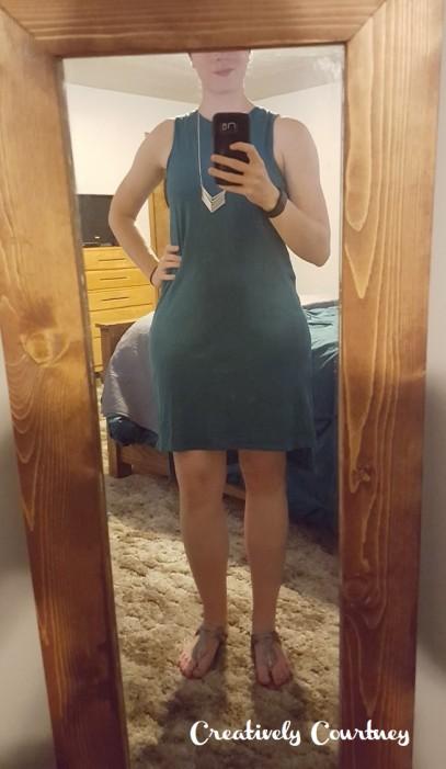 Tank Dress Tryon