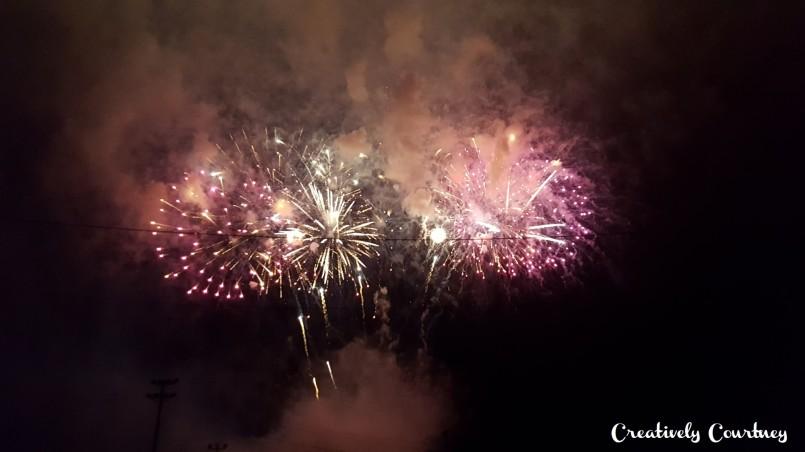 Firework Show 3