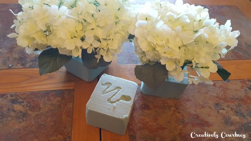 Flowers & Foam